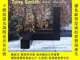 二手書博民逛書店Tony罕見Smith:ARCHITECT PAINTING S