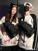 原創多功能戰術機能包單肩斜背包女百搭運動多口袋潮牌腰包男帆布 KOKO時裝店