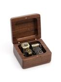 木質音樂盒訂製音樂盒天空之城兒童生日創意聖誕節禮物女生小女孩