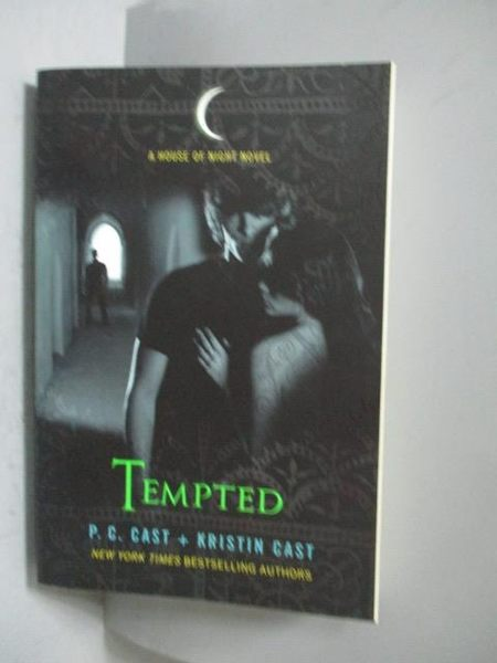 【書寶二手書T8/原文小說_NGL】Tempted_Cast, P. C.,Cast, Kristin