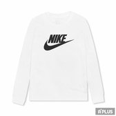 NIKE 女 AS W NSW TEE ESSNTL LS ICN FTR 圓領T(長) - BV6172100
