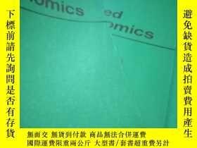 二手書博民逛書店英文原版罕見APPLIED ERGONOMICS DEC1993