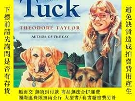 二手書博民逛書店The罕見Trouble with Tuck: The Inspiring Story of a Dog Who