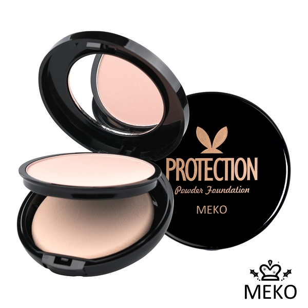 MEKO POPFESTIVE-魔幻派對 | 絲綢防護粉餅 (3色任選 12g)