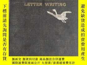 二手書博民逛書店Key罕見to English Letter Writing(英