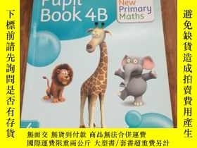 二手書博民逛書店Pupil罕見Book 4B (Collins New Prim