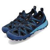 Merrell 戶外鞋 Choprock Shandal 涼鞋 藍 深藍 水陸鞋 男鞋 【PUMP306】 ML99855
