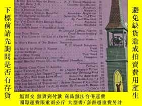 二手書博民逛書店Reader's罕見Digest,讀者文摘,中國大陸稱《普知》1