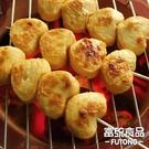 【富統食品】《中秋限定》燒烤心型魚豆腐 220g