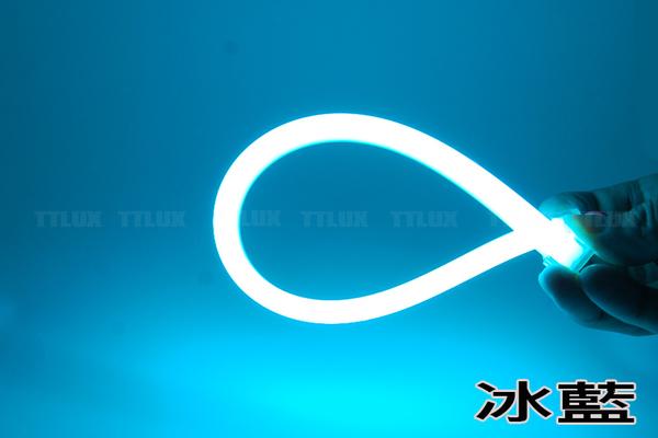 導光燈條 單色30公分 導光條 燈眉 光導軟燈條 軟條 光條