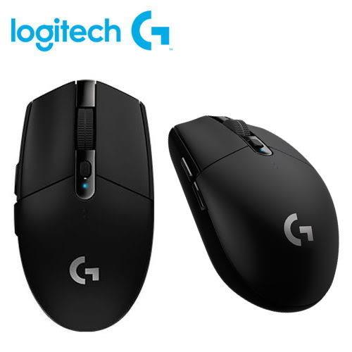 【logitech 羅技】G304 LIGHTSPEED 無線電競遊鼠 【限量贈麥當勞冰品券】
