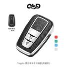 【愛瘋潮】QinD Toyota 豐田車鑰匙保護套 二鍵款
