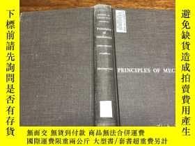 二手書博民逛書店Principles罕見of MechanicsY171500