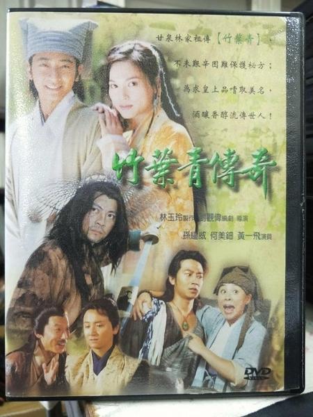 挖寶二手片-K09-144-正版DVD-華語【竹葉青傳奇】-孫耀威 何美細 黃一飛(直購價)