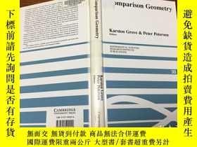 二手書博民逛書店Comparison罕見GeometryY171500 看圖 看