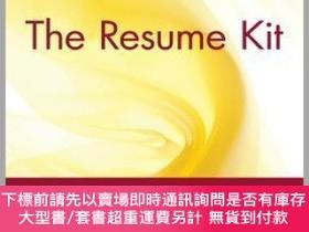二手書博民逛書店預訂The罕見Resume Kit, Fifth EditionY492923 Richard Beatty