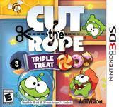 3DS Cut The Rope: Triple Treat 剪斷繩子:三部曲(美版代購)