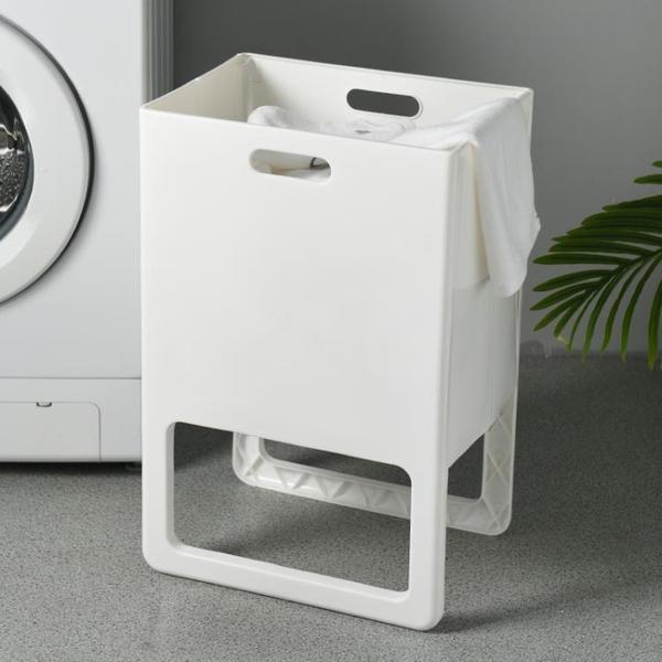 可摺疊臟衣籃大號臟衣服收納筐塑料家用臟衣簍洗衣籃收納桶玩具框 ATF 滿天星