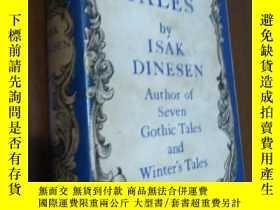 二手書博民逛書店Last罕見Tales (12 stories by Isak