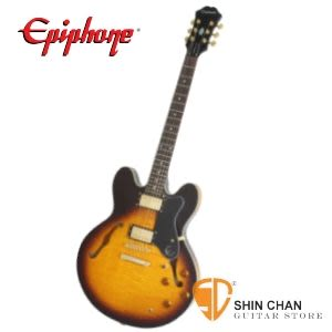 【Epiphone電吉他專賣店/Gibson副廠】空心爵士電吉他 Epiphone DOT
