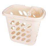 【AXIS 艾克思】子母分類髒衣籃/洗衣籃/收納籃+密網洗衣袋_6入組香草黃+洗衣袋