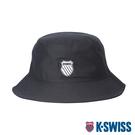 K-SWISS Fishman Hat經典漁夫帽-黑
