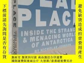 二手書博民逛書店Big罕見Dead Place:Inside the Strange and Menacing World of