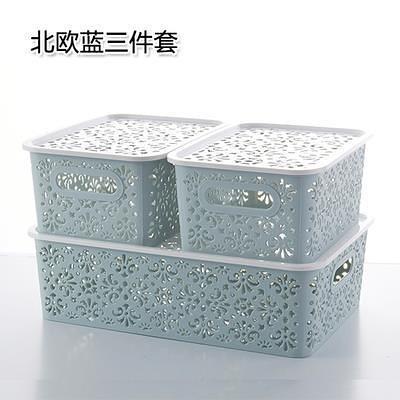 收納盒 存放箱子收藏筐內衣褲內衣內褲收納盒 家用塑料胸罩大容量放置自