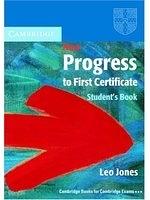 二手書博民逛書店 《New Progress to First Certificate Student s book》 R2Y ISBN:0521499852│Jones