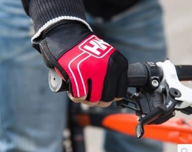 [協貿國際]   觸屏半指手套運動騎車騎行單車手套  (1入)