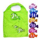 【萊爾富199免運】熱帶魚環保折疊收納購物袋 企業禮贈品 歡迎選購