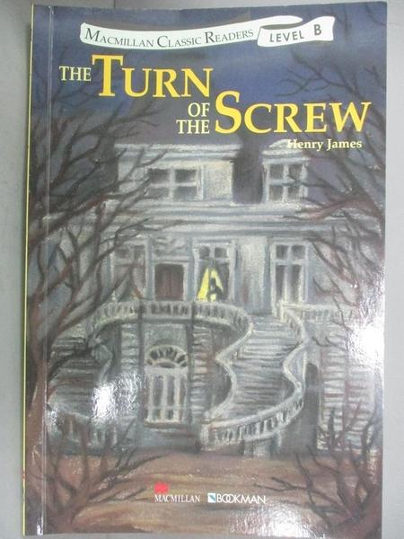 【書寶二手書T1/原文小說_JRU】碧盧冤孽The Turn of the Screw