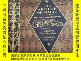 二手書博民逛書店The罕見Archive of Magic 英文原版Y27327