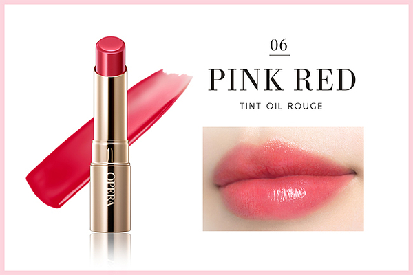 OPERA渲漾水色唇膏-06玫紅(3.8g)【花嫁唇膏】