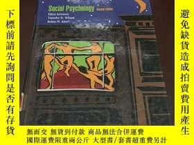 二手書博民逛書店Social罕見psychology (second editi