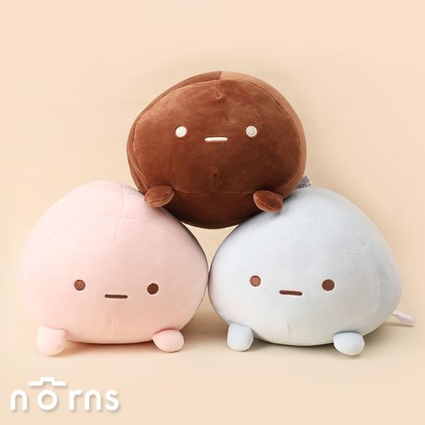 角落生物Minikko珍珠系列 趴姿12吋- Norns 正版 絨毛玩偶 娃娃 粉圓 角落小小夥伴
