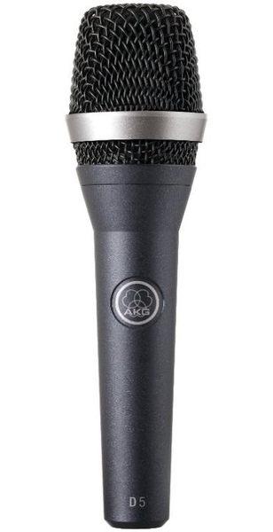 【金聲樂器音響】AKG-D5S 專業動圈麥克風