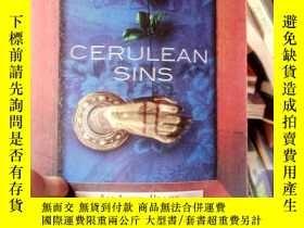 二手書博民逛書店Cerulean罕見Sins [平裝]Y15389 Laurel