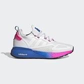 Adidas Zx 2k Boost W [FY0605] 女鞋 運動 休閒 慢跑 經典 透氣 潮流 穿搭 愛迪達 白