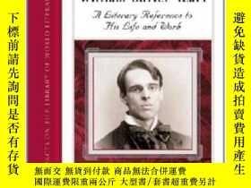 二手書博民逛書店Critical罕見Companion To William Butler YeatsY255562 Davi
