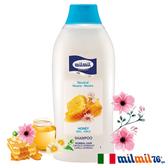 【義大利MILMIL】蜂蜜精華柔順平衡洗髮精 (一般適用)750ml