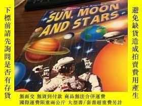 二手書博民逛書店Sun,罕見moon and stars Questions and answersY429456 Unkow
