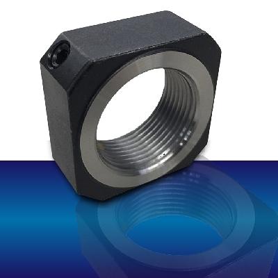 精密螺帽MRN系列MRN 08×1.0P 主軸用軸承固定/滾珠螺桿支撐軸承固定