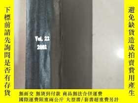 二手書博民逛書店polymer罕見composites Vol.22 2001