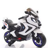 兒童電動摩托車小嘎子大號雙驅2-3-5-8歲男女生寶寶小孩三輪車igo 晴天時尚館