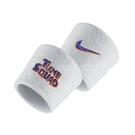 Nike 護腕 Swoosh SJ2 TS Wristbands 白 彩 男女款 一組兩入 Space Jam 2 運動休閒 【ACS】 N100418018-2OS