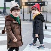 童裝冬裝男童棉衣冬季2017新款3歲兒童外套4小男孩棉襖5寶寶6棉服