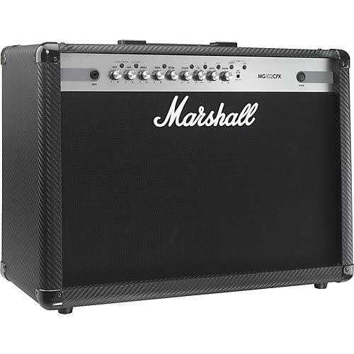 凱傑樂器 Marshall MG 102CFX 電吉他 100瓦 效果器 音箱