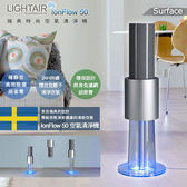 LightAir IonFlow 50 Surface 精品空氣清淨機