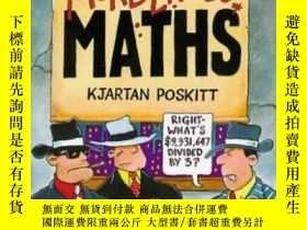 二手書博民逛書店Murderous罕見MathsY256260 Kjartan Poskitt Scholastic Hipp